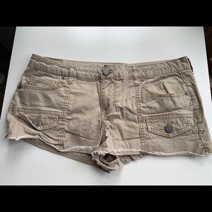 Aeropostale Shorty Shorts